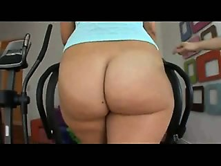 big Columbian ass does anal
