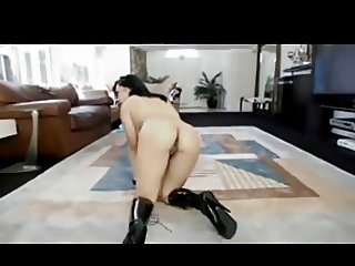 hot Asian in boots loves BBC