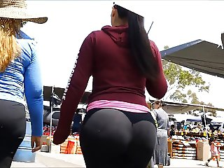 Candid Booty 7
