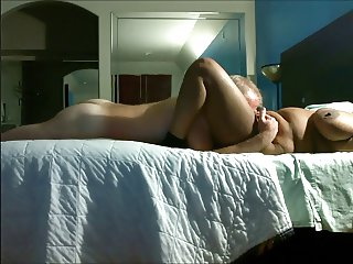 Interracial Fun  Huge TIts and Hard Dick Great Combo!