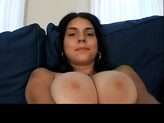 Casting For Busty Teen BVR