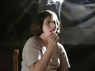 TLS Amy Smoking Fetish