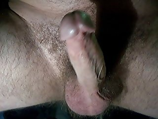 HD closeup of my pierced circumcised penis