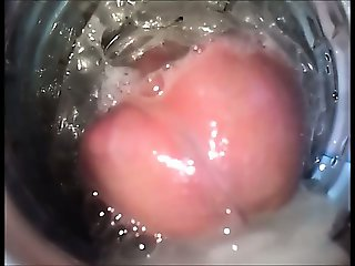 Hot Fleshlight Cum