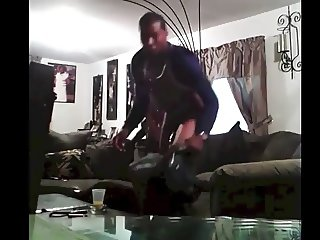 furious mom catches son and friend banging a girl