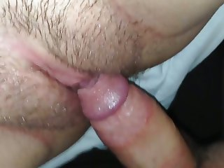 Girlfriend Taking Dick