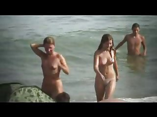 Nude Beach - Bend Over Baby
