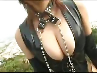 japan fishnet mistress