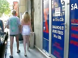 Public Sex - Adult Video Store