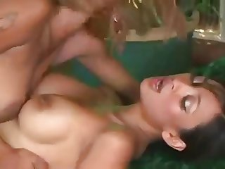 African And Asian Lesbians Having Sex