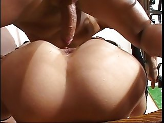 Tina's Tight Ass Is Ripe For Cream