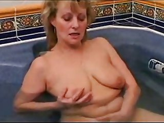 Mature woman and young man - 33