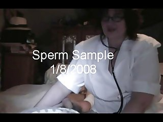 Fakehospital lucky patient is seduced by nurse and doctor - 3 part 6