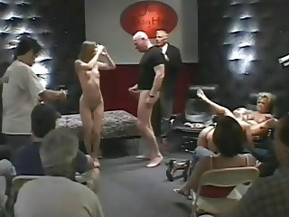 Brandi Lyons X-Rated Game Show Contestant