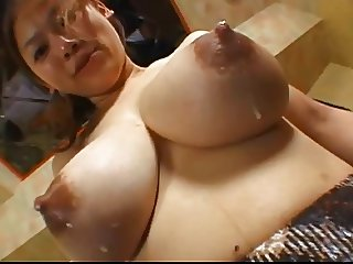 lactamanija -  asian girl whit big boobs