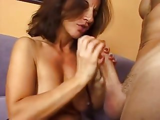 YOUNG MEAT FOR COUGARS #1  - COMPLETE FILM -B$R