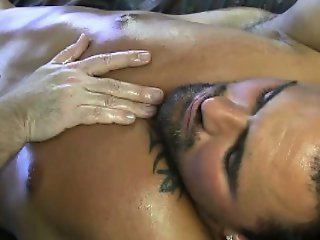 Muscular straight amateur jizz explodes