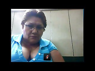 Fat Granny Webcam