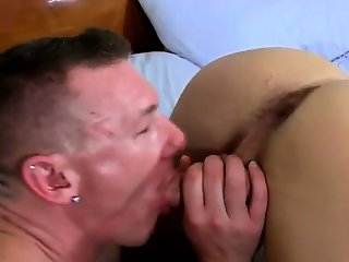 Sexy men Tate Gets Pounded