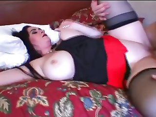 Fat Mature Wants Young Cock
