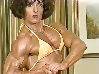 Christa Bauch & Robin Parker Female Bodybuilders
