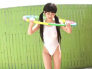 Cute japanese teen softcore