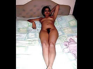 Indian! Hairy! Amateur Mixed!