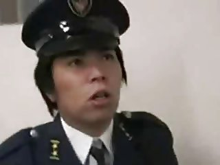 Japanese Slut for horny Police Officers