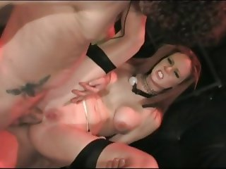 nice audrey brutal double anal