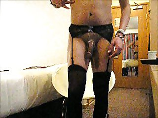 Crossdresser Cumming