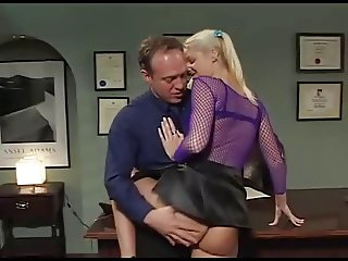 hollie stevens decides to meat her boss