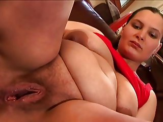 My wife pregnant open gape pussy 2