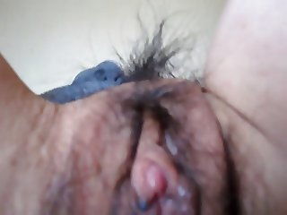 Wife 52-year-old grotesque pussy voyeur 2