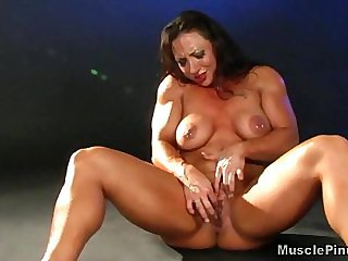 Brandi Mae 15 - Female Bodybuilder