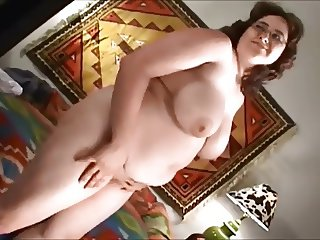 BBW Anna 3 and 9 month preggo