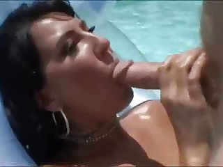 Jamie Ray Outdoor Fuck