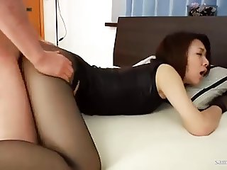 Black Pantyhose sex