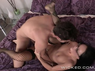 Wicked - Sabrina Banks gets fuck by her bf