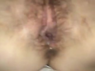 skinny wife quickie creampie