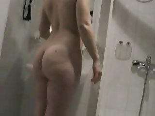 Horny Cheating Married Wife sucking her younger lover-3