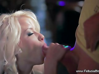 HD Blowjob Experience From Fellucia