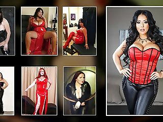 LATEX CURVY WHORES