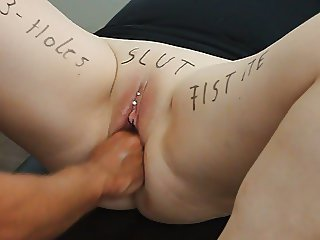 Subwife - prepare for fist after 48 houres 24-7 Sexslave