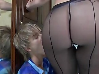 Russian mature-young dude 1