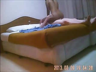 thai lady give service