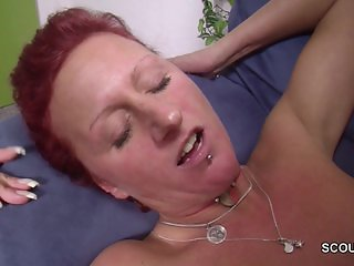 Step-Brother Seduce His Sister to First Fuck