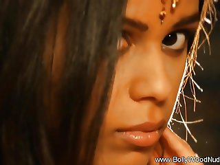 The Bollywood Lady Sensual Touch