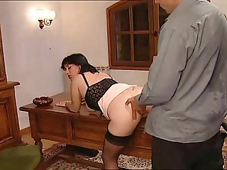 Vintage French Mature
