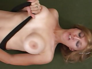 Cougar Learns Pool