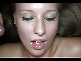 Gangbang Party Slut Multiple Creampies - P2